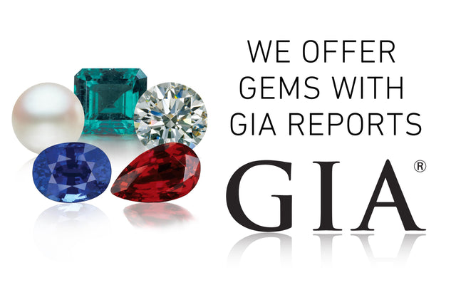 Gems graded by GIA.