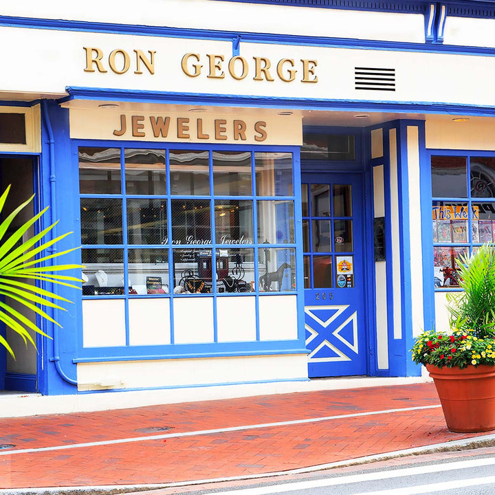 Ron George Jewelers at 205 Main Street Annapolis, MD