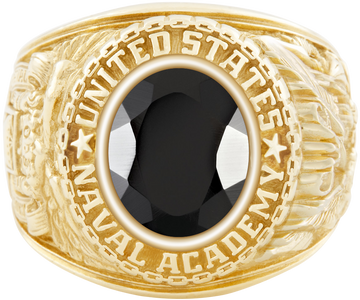 USNA Ring Setting