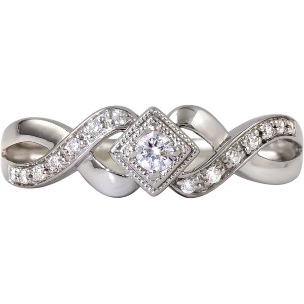 Vintage Diamond Ring (RGJ14911-01)