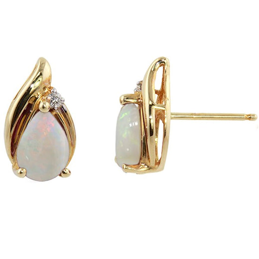 Opal Stud Earrings (RGJ2328-29)