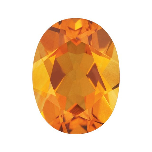 Class Ring Mod™ Gemstone Citrine