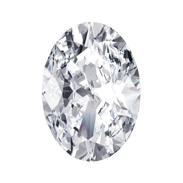 Loose Diamond (RGJ-Diamond) Oval