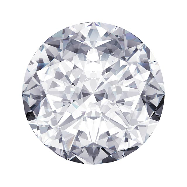 Loose Diamond (RGJ-Diamond) Round