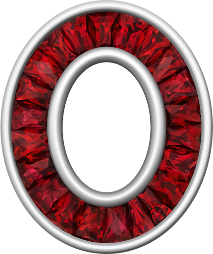 Class Ring Mod™ Base Style Eternal MX™ Ruby