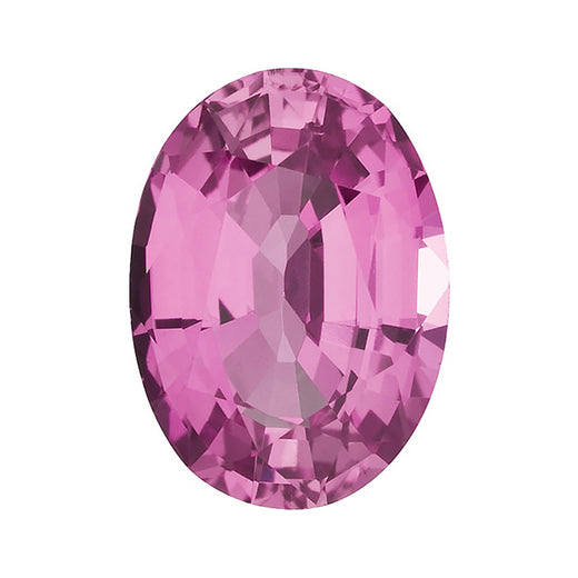 Loose Pink Sapphire Gemstone (RGJ-Pink-Sapphire) Oval