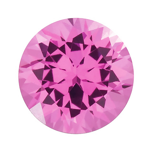 Loose Pink Spinel Gemstone (RGJ-Pink-Spinel) Round