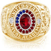 USNA Class Ring, Ruby, Pro M18™ Independence Mod™.