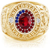 USNA Class Ring, Ruby, ProPlus M18™ Independence Mod™.