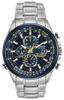 World Chronograph A-T Blue Angels Edition AT8020-54L (front)