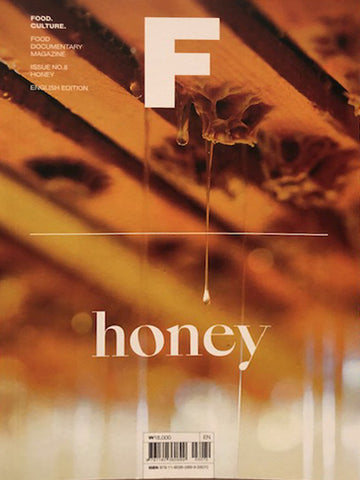Food Culture, Issue n.8 - Honey