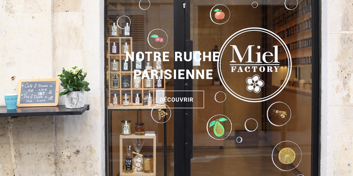 boutique miel paris
