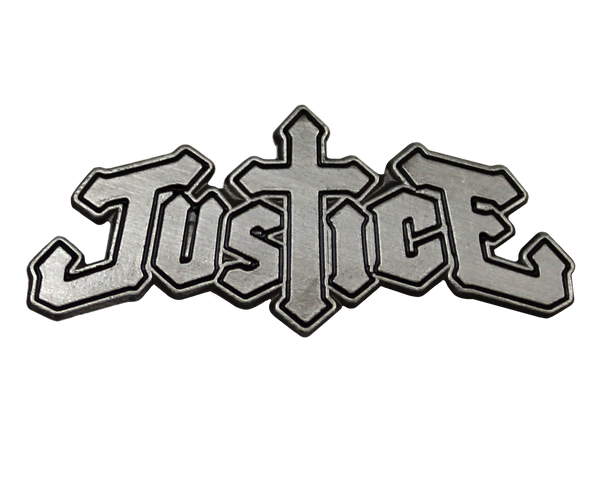 JUSTICE LOGO BADGE
