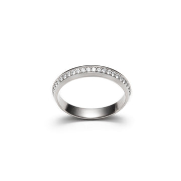 Eternity Ring - Half Heart - Les Penchants
