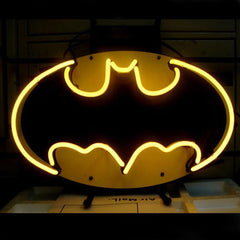 Professional  Batman Comic Hero Beer Bar Neon Sign