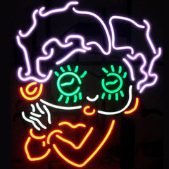 Professional  Betty Boop Neon Sign