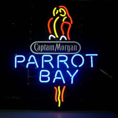 Professional  Captain Morgan Parrot Bay Spiced Rum