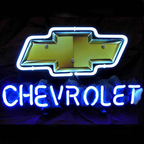 Professional  Chevy Chervolet Us Auto Beer Bar Neon Sign