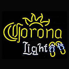 Professional  Corona Beer Bar Open Neon Signs