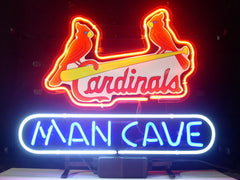 Cardinals Man Cave Neon Sign