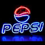 Cola Pepsi 7Up Soda Drink Store Beer Bar Neon Light Sign