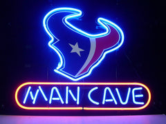 Houston Texans Man Cave Nfl Football