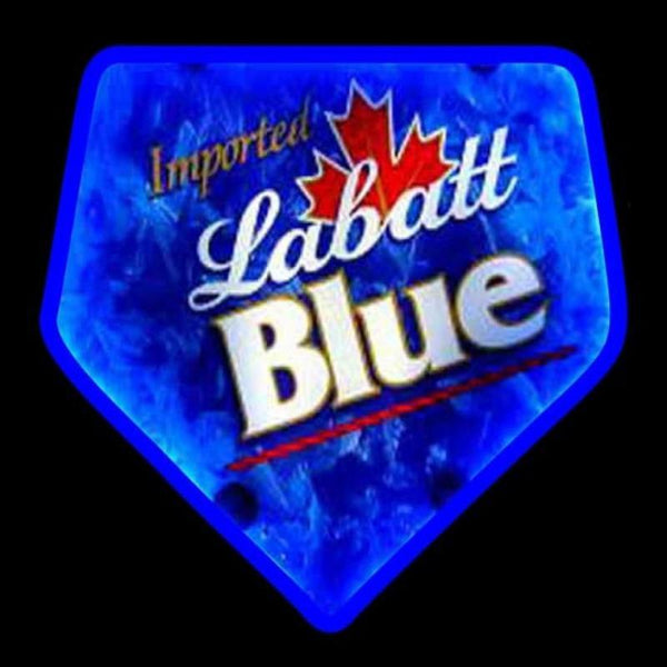Labatt Blue MiniBeer Sign Handmade Art Neon Sign