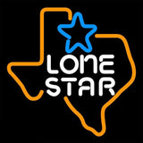 Lone Star Handmade Art Neon Sign