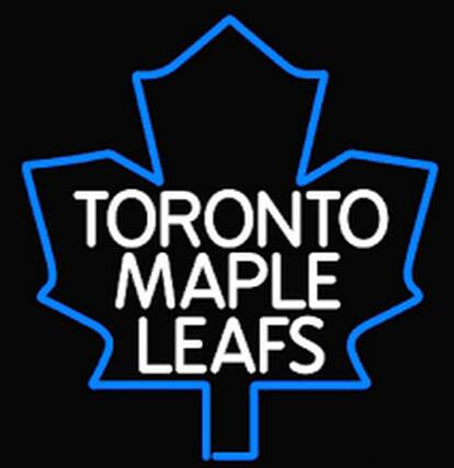 MAPLE LEAFS Neon Signs