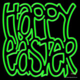 Happy Easter Neon Sign