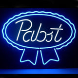 New Pabst Blue Ribbon Lager Ale Handmade Art Neon Sign