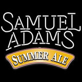 Samuel Adams Summer Ale White Beer Sign Handmade Art Neon Sign