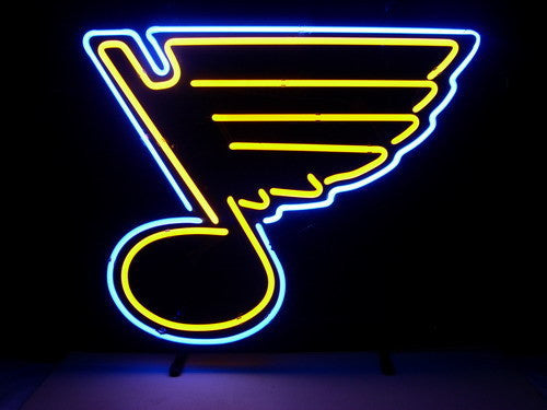 St Louis Blues Neonbar Pub Sign