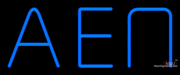 Alpha Epsilon Pi Neon Sign