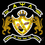 Alpha Psi Lambda Logo Neon Sign