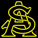 Arizona State Sun Devils Alternate  Pres Logo NCAA Neon Sign x