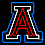 Arizona Wildcats Team Neon Sign