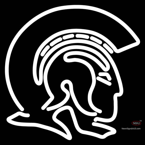 Arkansas Little Rock Trojans Primary 7 Pres NCAA Neon Sign x