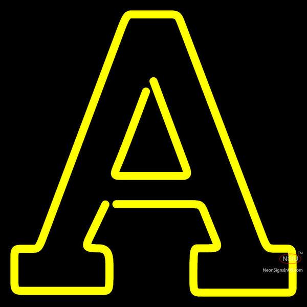 Army Black Knights Alternate   Logo NCAA Neon Sign x