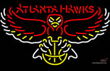 Atlanta Hawks NBA Neon Sign