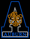 Auburn Tigers Alternate 7  Logo NCAA Neon Sign