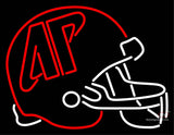 Austin Peay Governors Helmet  Pres Logo NCAA Neon Sign