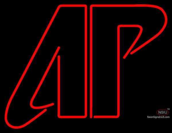 Austin Peay State Team Neon Sign