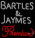 Bartles Jaymes Premium Neon Beer Sign