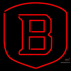 Bradley Braves Team Neon Sign x