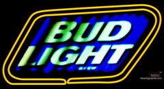 Bud Light  Neon Beer Sign