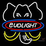 Bud Light Elephant Neon Sign