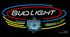 Bud Light NHL  Champs Neon Beer Sign