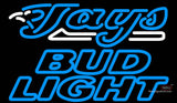 Bud Light Toronto Blue Jays MLB Neon Sign