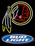 Bud Light Washington Redskins NFL Neon Sign